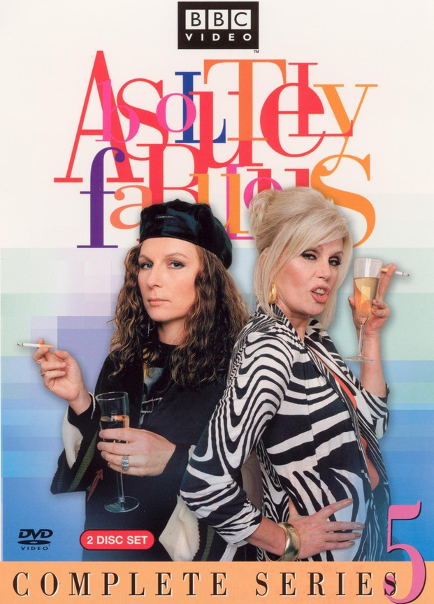 Absolutely Fabulous - Season 5 Episode 06: Schmoozin
