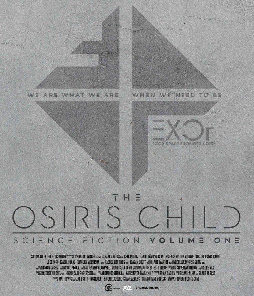 Science Fiction Volume One: The Osiris Child