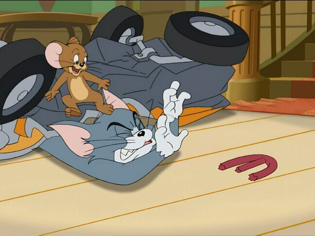 Tom and Jerry The Fast and the Furry
