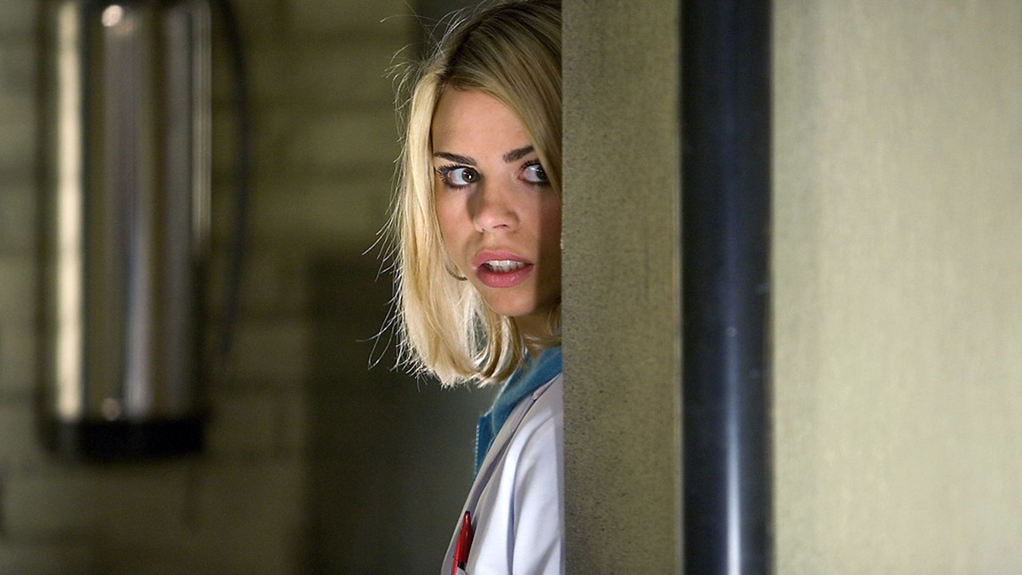 Doctor Who - Season 2 Episode 12: Army of Ghosts