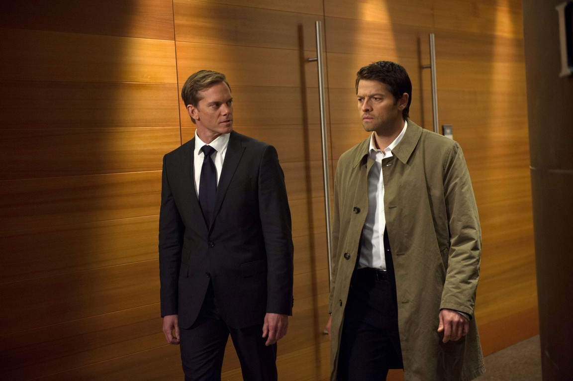 Supernatural - Season 9 Episode 14: Captives
