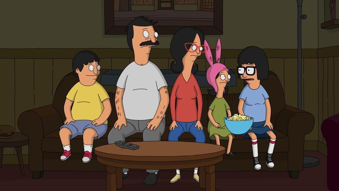 Bob's Burgers - Season 7 Episode 17: Zero Larp Thirty