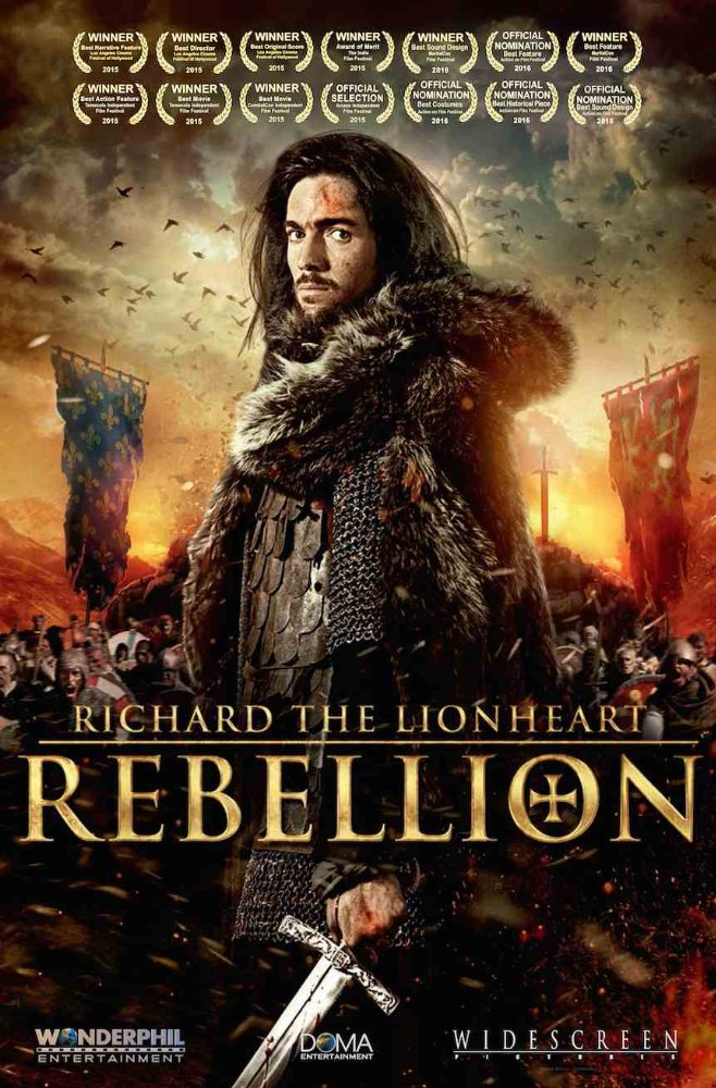Richard the Lionheart Rebellion