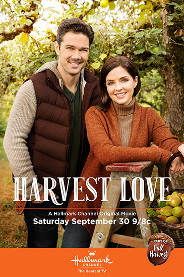 Harvest Love (Peared with a Kiss)
