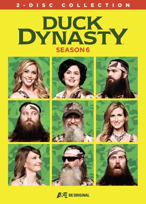 Duck Dynasty - Season 6 Episode 07: Men vs. Wildv