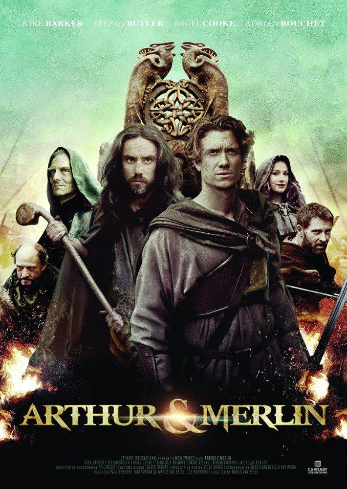 Arthur & Merlin