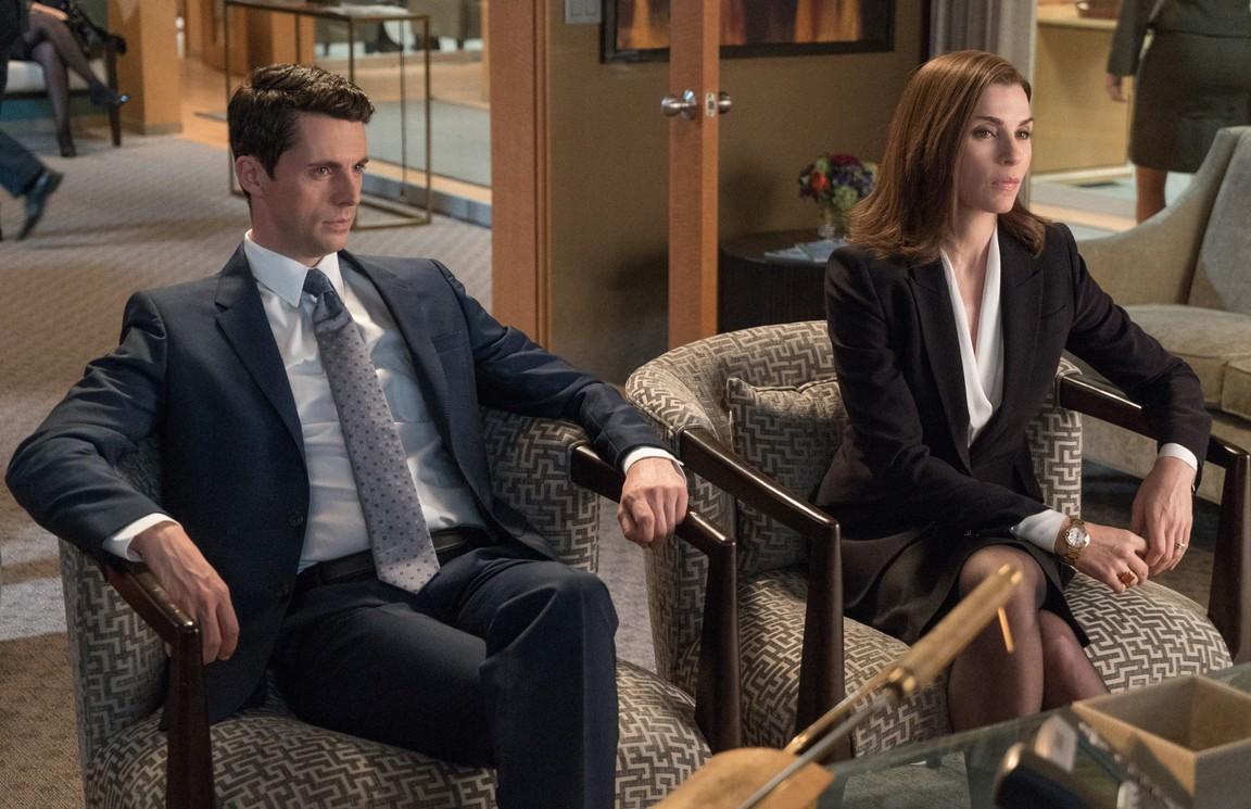 The Good Wife - Season 6 Episode 17: Undisclosed Recipients