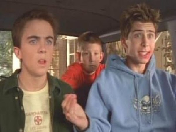 Malcolm in The Middle - Season 4 Episode 10: If Boys Were Girls