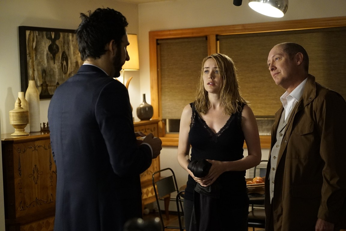 The Blacklist - Season 3 Episode 04: The Djinn