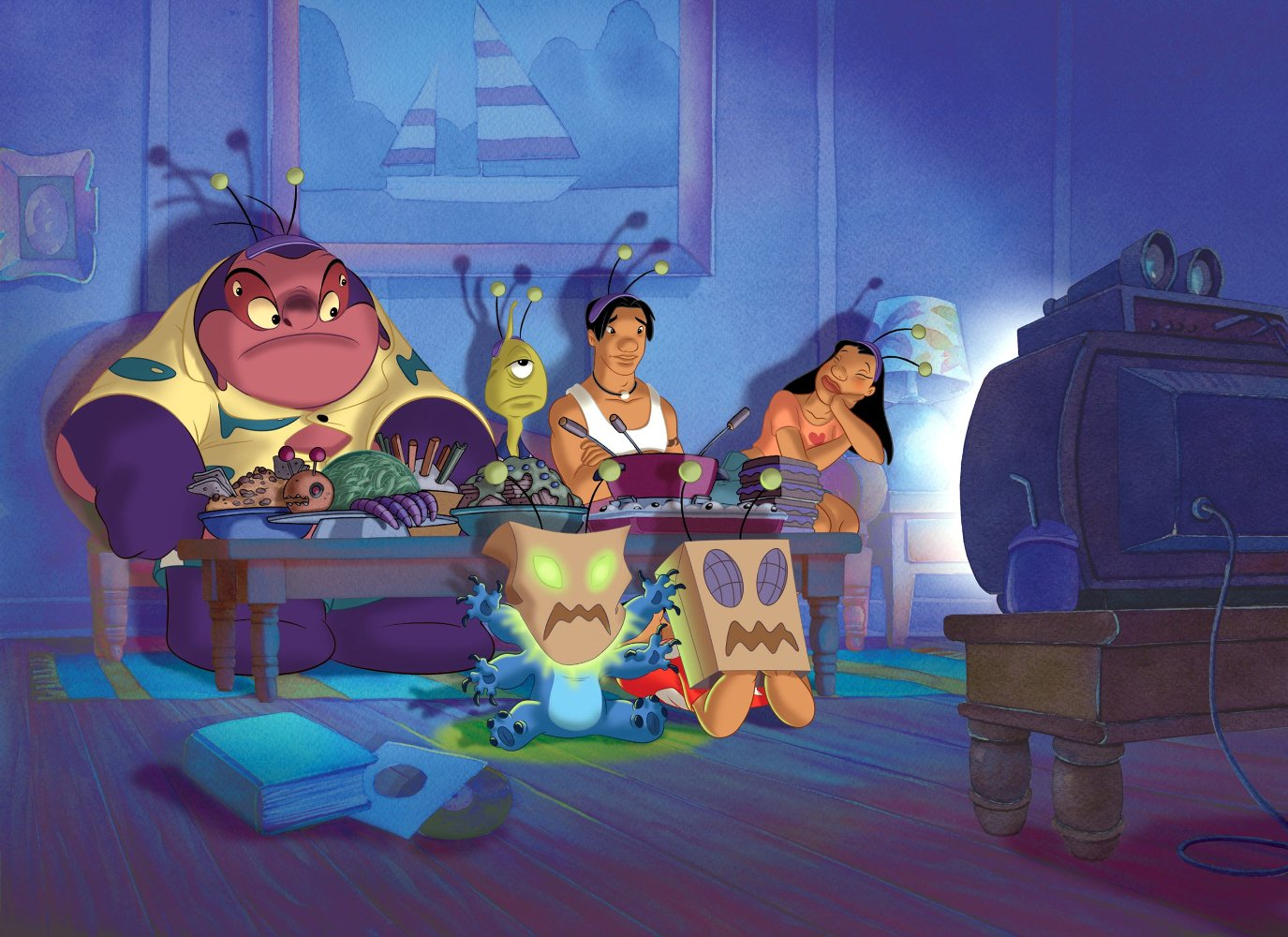 Lilo And Stitch 2 Stitch Has a Glitch