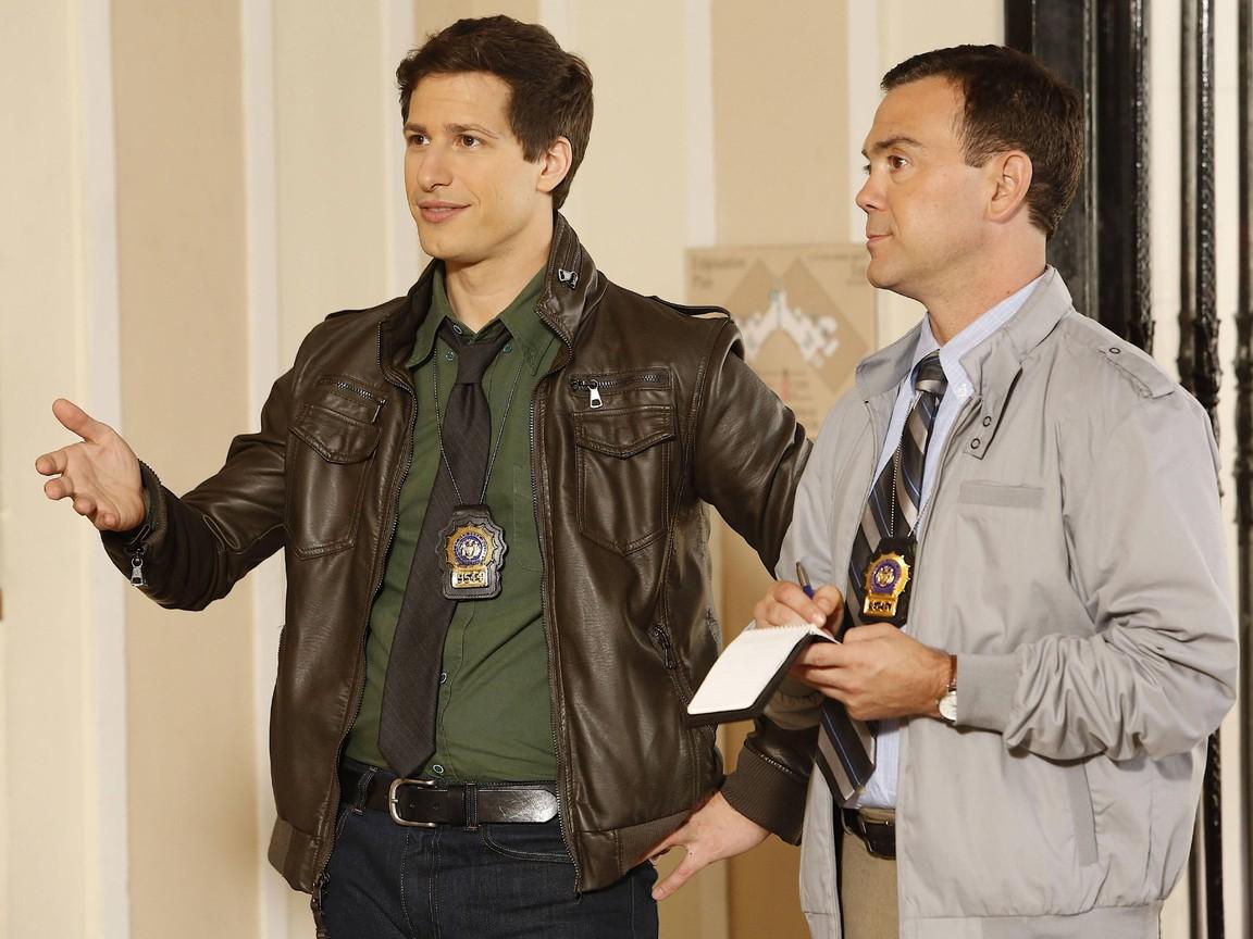 Brooklyn Nine-nine - Season 1 Episode 05 :The Vulture