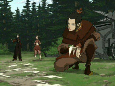 Avatar: The Last Airbender - Book 2: Earth Episode 08: The Chase