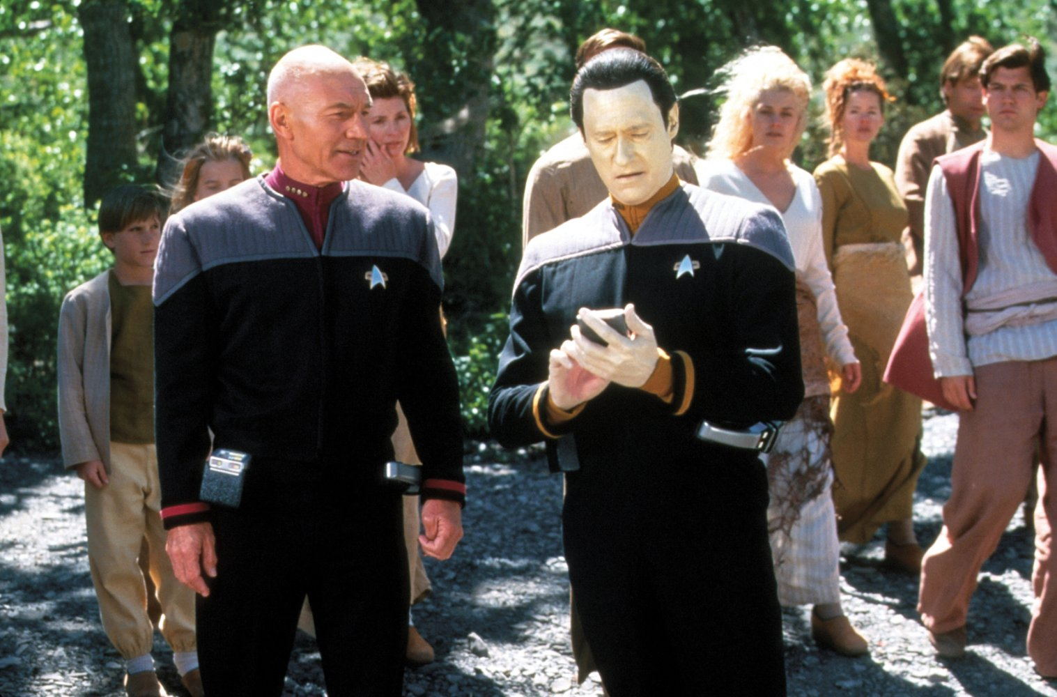Star Trek 9: Insurrection