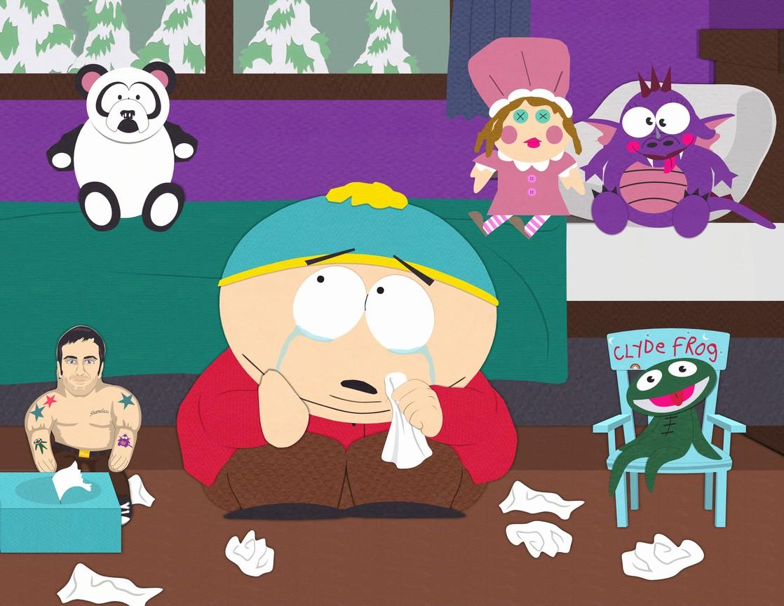 South Park - Season 15 Episode 12: 1%