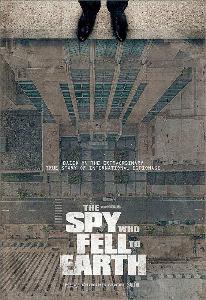 The Spy Who Fell to Earth