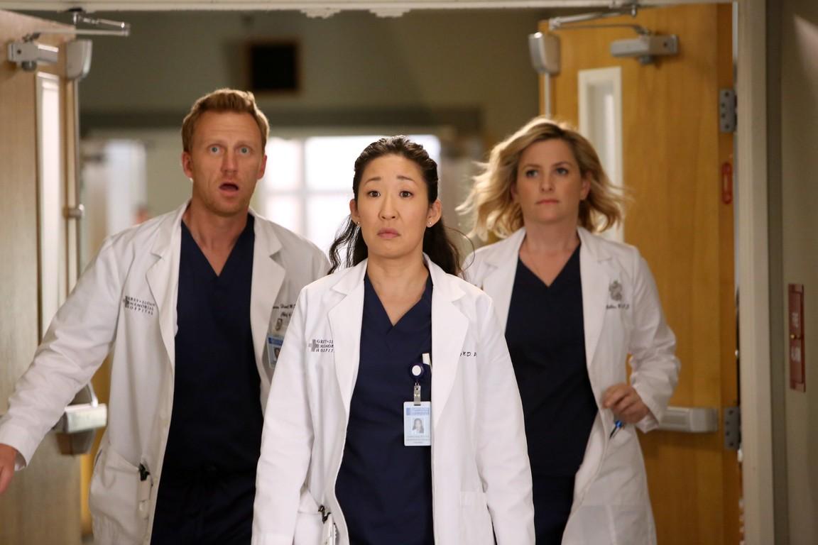 Greys Anatomy - Season 10 Episode 19: I'm Winning