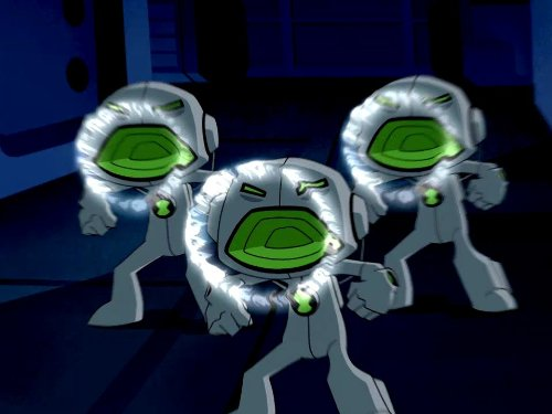 Ben 10 Alien Force - Season 3