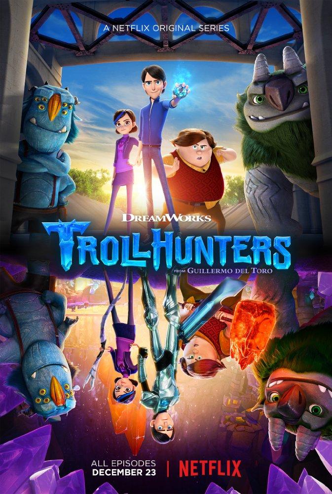 Trollhunters - Season 1
