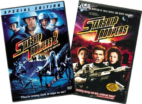 Starship Troopers 2 Hero Of The Federation