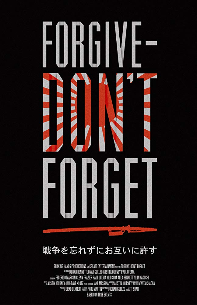 Forgive - Don't Forget