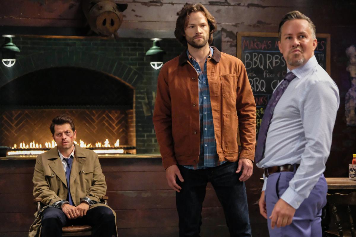 Supernatural - Season 14