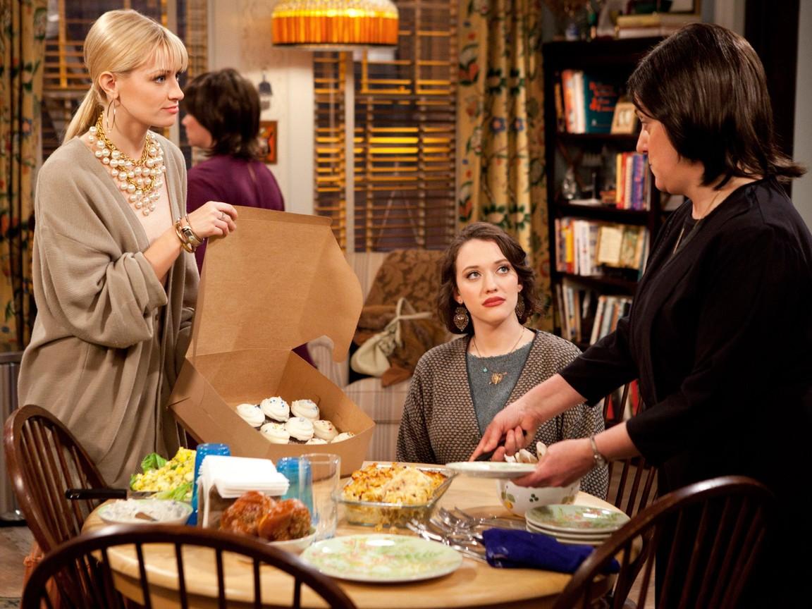 2 Broke Girls - Season 1 Episode 17: And the Kosher Cupcakes