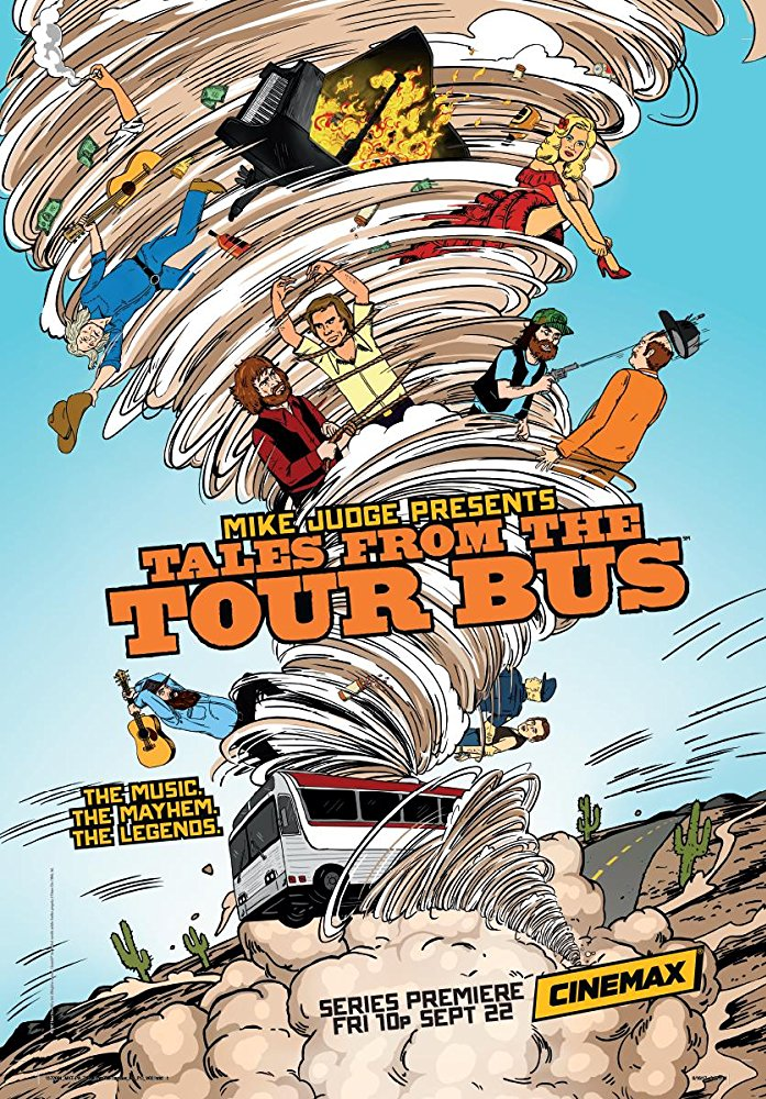 Mike Judge Presents: Tales from the Tour Bus- Season 1