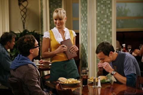 The Big Bang Theory - Season 1 Episode 05: The Hamburger Postulate