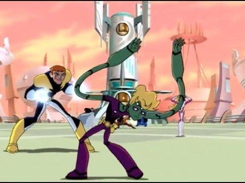 Legion of Super Heroes - Season 1