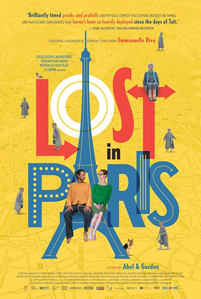 Lost in Paris (Paris Pieds Nus) [Sub: Eng]