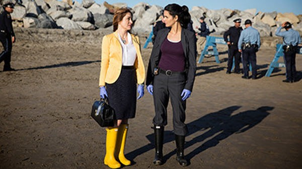 Rizzoli and Isles - Season 4 Episode 2 : In Over Your Head