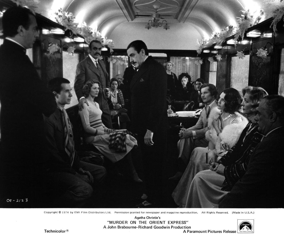 Murder on the Orient Express (1974)