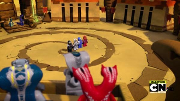 LEGO Ninjago Masters of Spinjitzu - Season 1