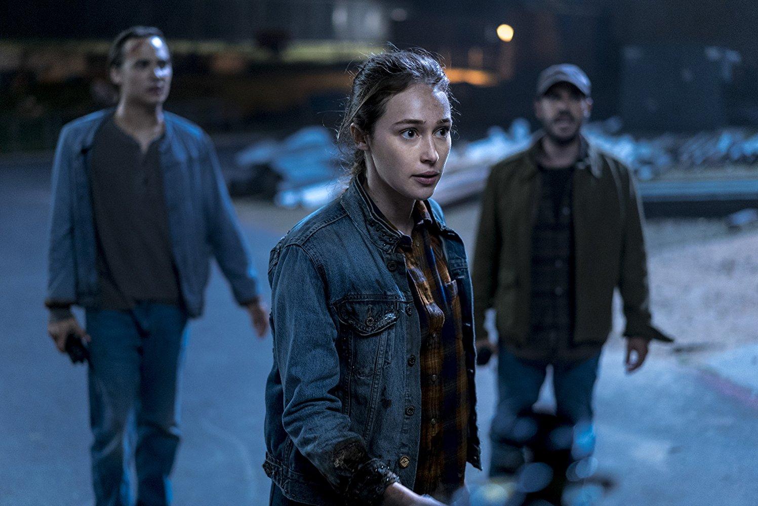 Fear the Walking Dead- Season 4