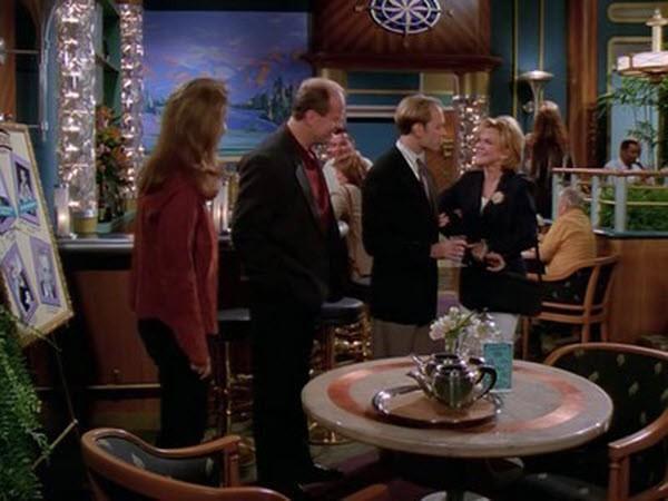 Frasier - Season 5 Episode 06: Voyage of the Damned