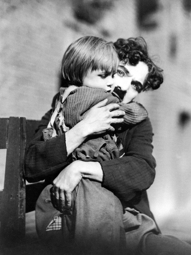Charlie Chaplin: The Kid