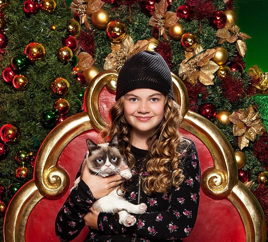Grumpy Cats Worst Christmas Ever