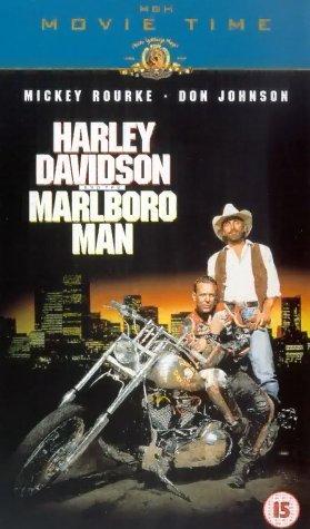 Harley Davidson and the Marlboro Man