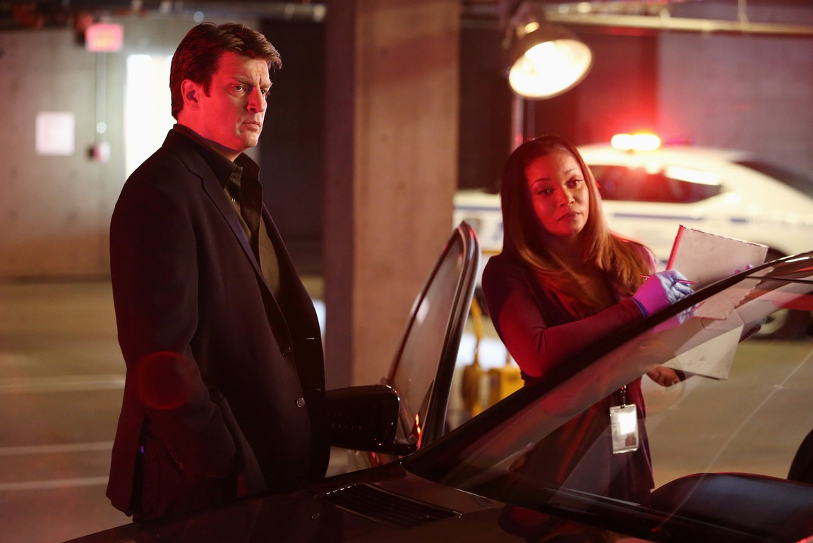 Castle - Season 6 Episode 08: A Murder is Forever