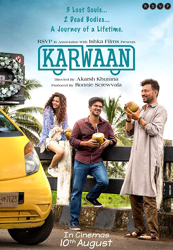 Karwaan [Audio: Hindi]