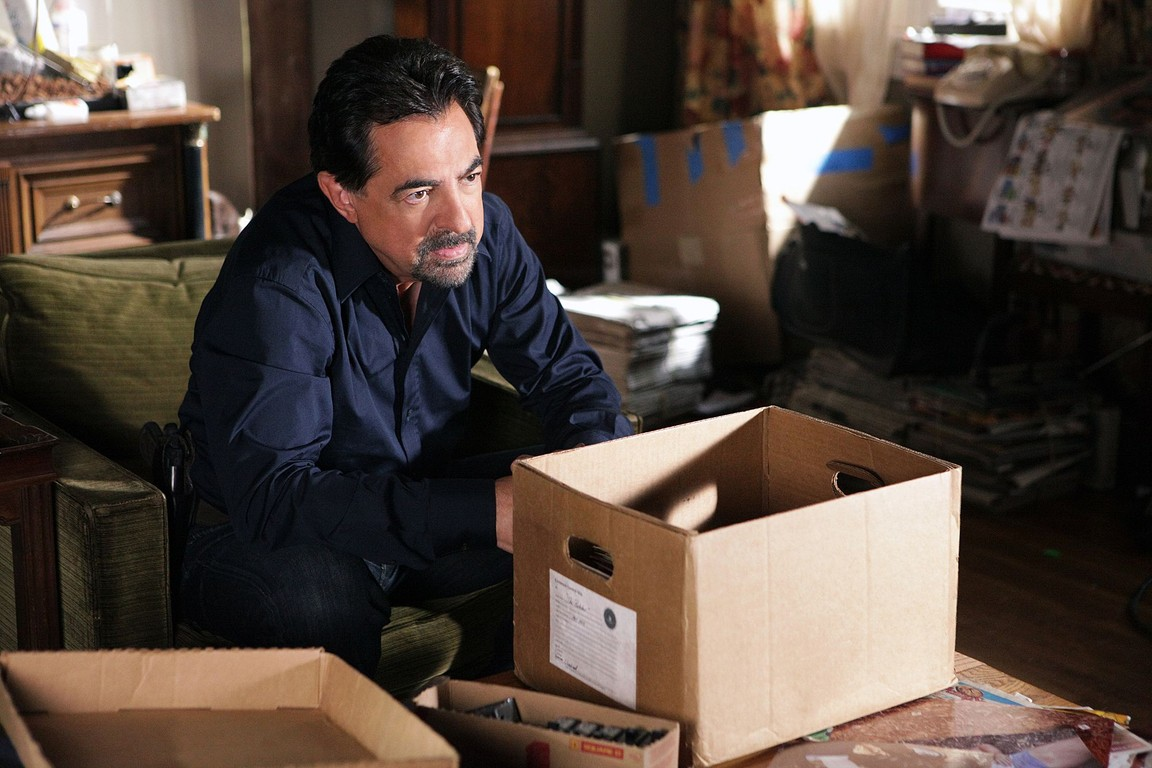 Criminal Minds - Season 6 Episode 03: Remembrance of Things Past
