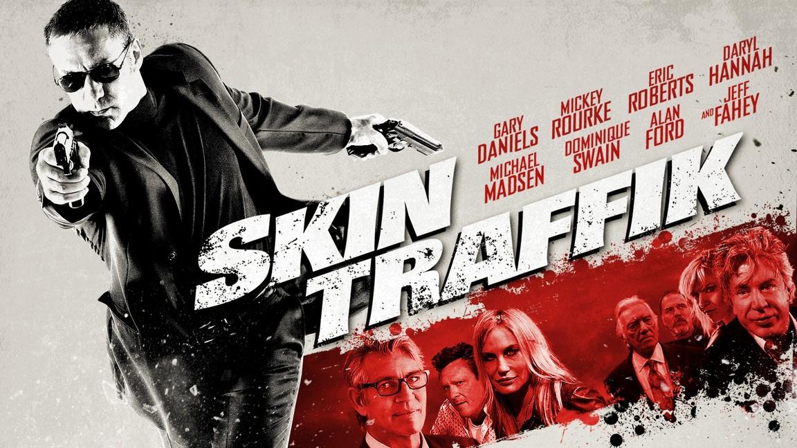 Skin Traffik/ A Hitman In London