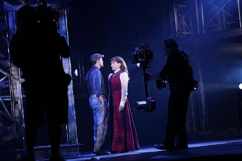 Disney's Newsies the Broadway Musical