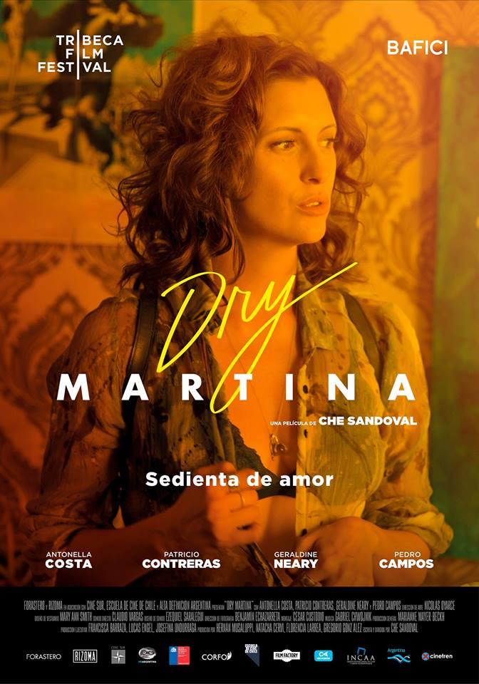 Dry Martina [Sun: Eng]