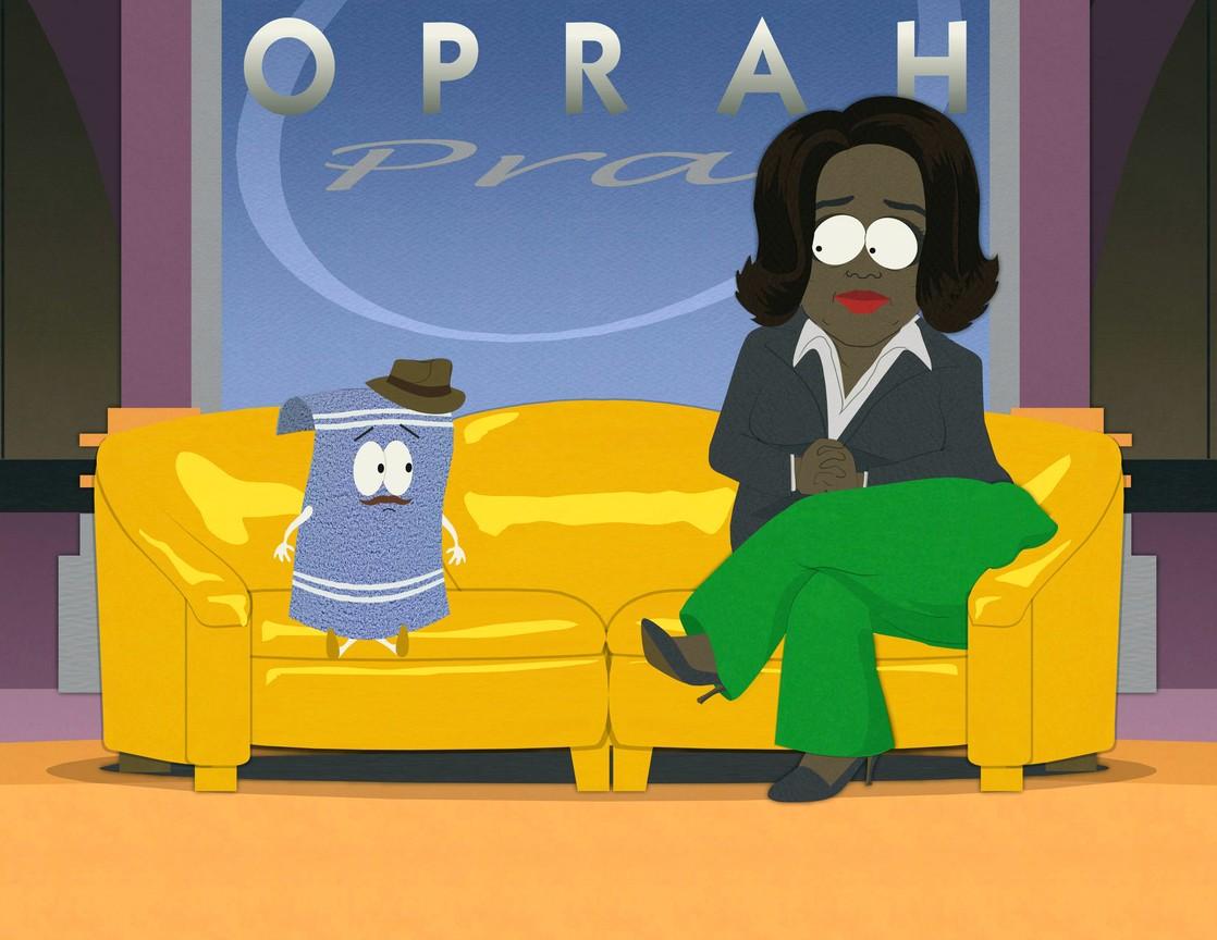 South Park - Season 10 Episode 05: A Million Little Fibers