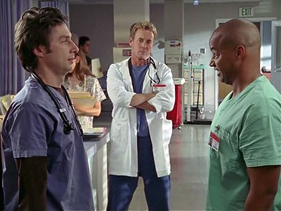 Scrubs - Season 7 Episode 09: My Dumb Luck