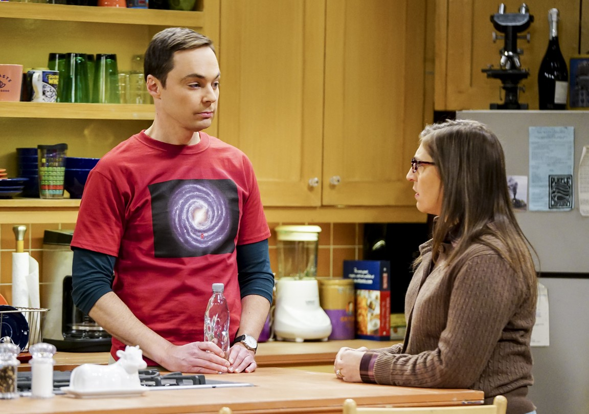 The Big Bang Theory - Season 11 Episode 12: The Matrimonial Metric