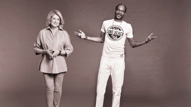 Martha & Snoop's Potluck Dinner Party - Season 3