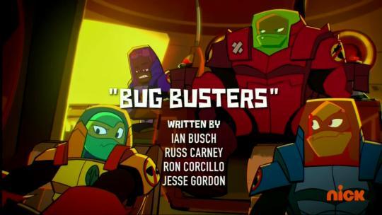 Rise of the Teenage Mutant Ninja Turtles - Season 1