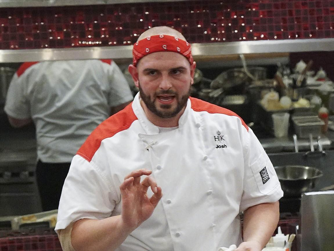 Hell's Kitchen - Season 17 Episode 05: Josh Josh Josh